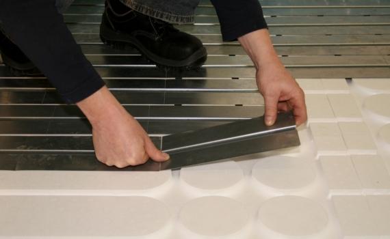 fussbodenheizungen f r neubau renovierung zum selberbauen. Black Bedroom Furniture Sets. Home Design Ideas